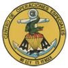 Special Operations Center , Logo Mi law is to win ( NAVY)