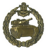 Reconnaissance Vehicles Unit Officer Beret Badge.
