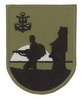 Chilean Marine Corps Eastern Island Detachment (Remote Area) Officer/Enlisted left sleeve patch.