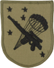 Commando Amphibious Patch