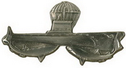 Commando Amfibioue qalification badge