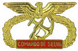 Jungle Commando breast badge/ Comando de Selva