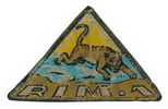 1st Regiment IM beret badge
