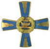 Br Nylands good conduct cross