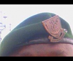 Ivory Coast Beret Badge