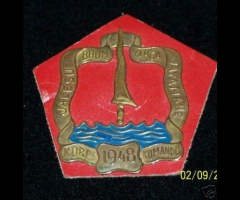 Indonesia KKO Beret Badge