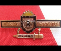 Venesuela SpF Breast Badge