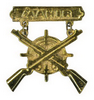 Rifle Qualificate badge  MAHIR