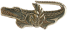 Amphibio breast badge