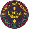 Mountain leader. Reunion badge