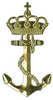 beret badge ( NAVY)
