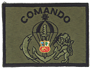 Commando qalification patch
