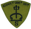 5 battalion patch