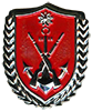 COMMAND SERGEANT MAJOR BADGE OF MARINE COMPANY