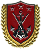 COMMAND SERGEANT MAJOR BADGE OF MARINE CORPS