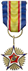 medal for service