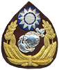 officer hat badge